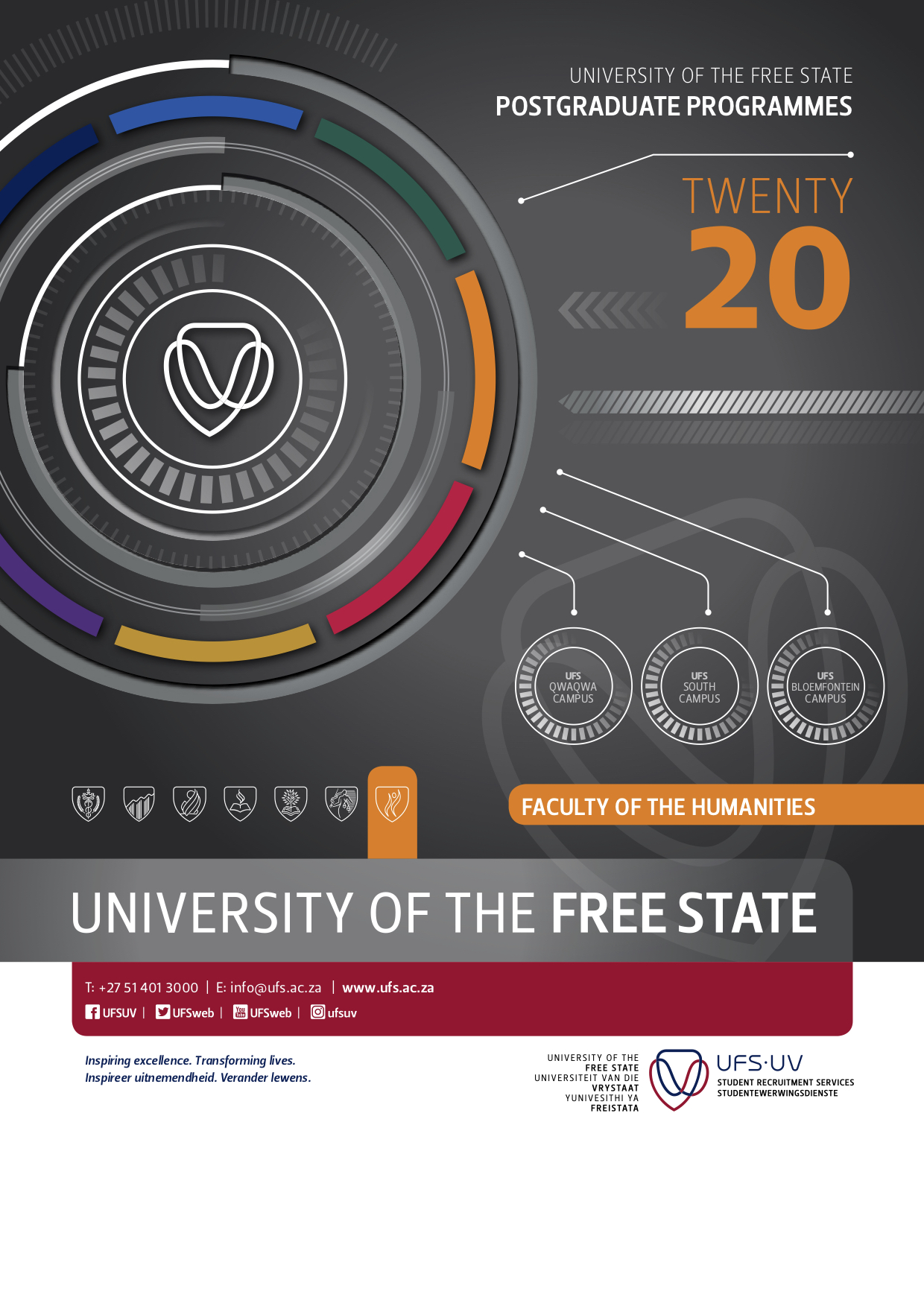 University of the Free State | Brand Public